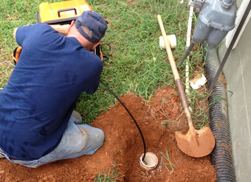 video sewer line inspection